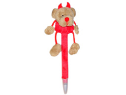 GS7404 - Devil Bear (16cm ) - ball pen