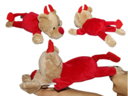 GS8238 - Devil Bear (22cm) - flying animal